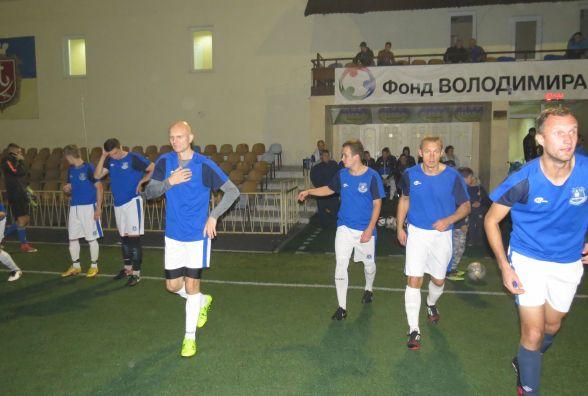 «Англійській» команді не вдалося пробитися до фіналу Кубку Вінниці з футболу