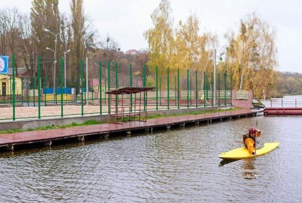Як модернізують водно-веслувальну базу для 200 маленьких вінничан?