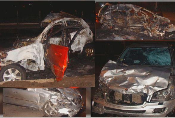 «Під кайфом» збив пішохода і протаранив «КІА» на швидкості під 120 км/год... Не покарали навіть за наркотики
