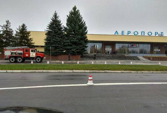 """Вінницький аеропорт знову замінували. Така ж """"погроза"""" в Києві, Одесі і Івано-Франківську"""