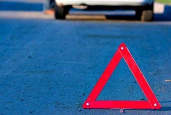 У Хмільнику легковик збив пішохода, що перебігав дорогу. Потерпілий в реанімації