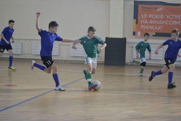 На юнацький чемпіонат  Вінниччини з футзалу не допустили 16 команд