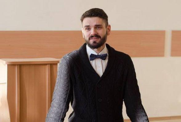 Владислав Качур, один із кращих вчителів України, знову бере участь у конкурсі