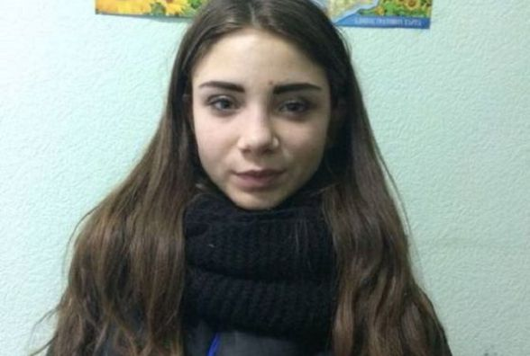 Зникла 15-річна вінничанка Анна Тіхонова. Допоможіть її розшукати