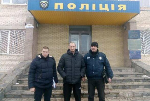 Знайшовся ветеран АТО Роман Савков, якого нещодавно звільнили з полону