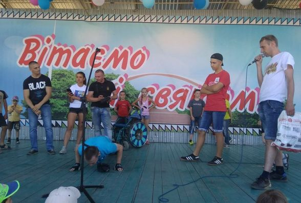 «Дитяча казка на Поділлі»: фестиваль для молоді з обмеженими можливостями