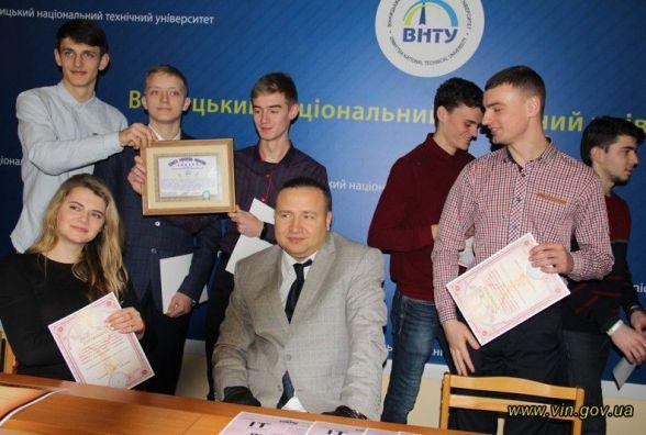 Студенти ВНТУ торік здобули найбільшу кількість перемог на Міжнародних конкурсах