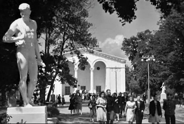 Рубрика #fridaymovie: розваги вінничан у далекому 1948 році