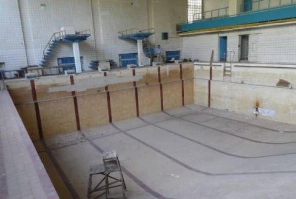 Спроба №4: Що буде з басейном «СКА»? Мерія відповіла на петицію