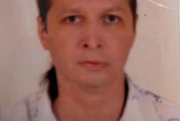 Допоможіть розшукати 42-річного вінничанина Дмитра