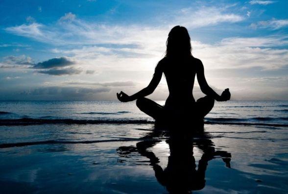 Медитація у сучасному світі (Прес-служба «Вінницький обласний центр Шрічинмоя»)