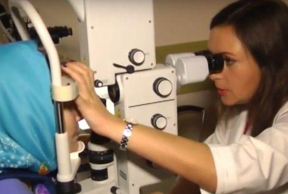 У лікарні Пирогова вінничани можуть безкоштовно перевірити зір