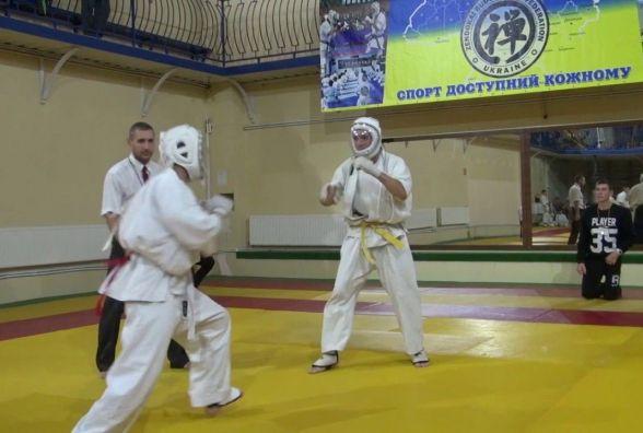 У Вінниці стартував відкритий чемпіонат області із зендокай карате-до