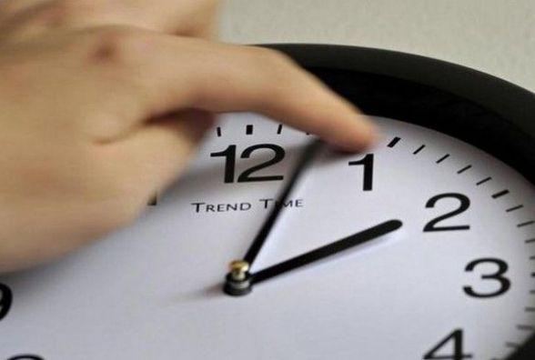 Україна в ніч на25 березня переходить на«літній час»