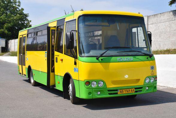Для пасажирів авіарейсу «Вінниця – Київ» курсуватиме щодня автобус №33 (Графік)