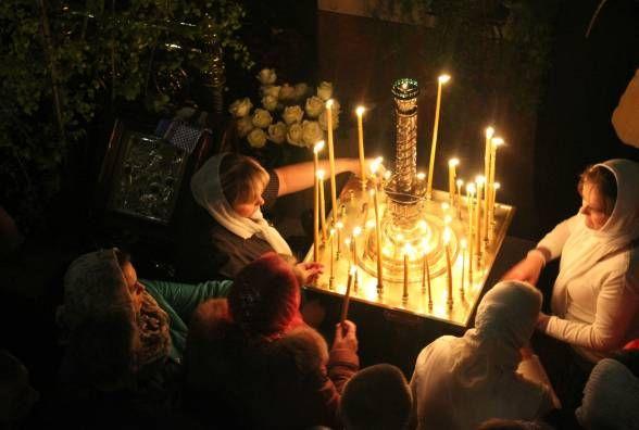 Де та коли у Вінниці  на Великдень можна буде освятити паски