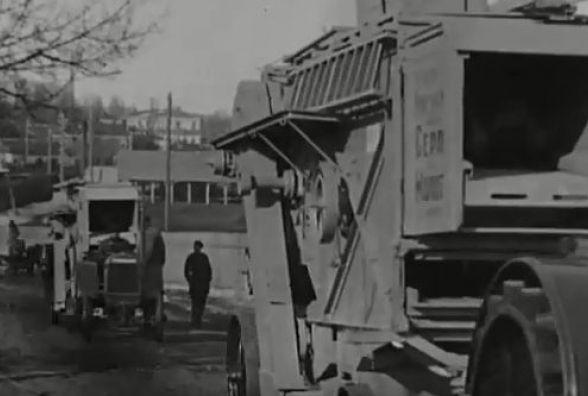Вінниця 1931 року: як місцеві трактористи отримали партію американських сільськогосподарських машин