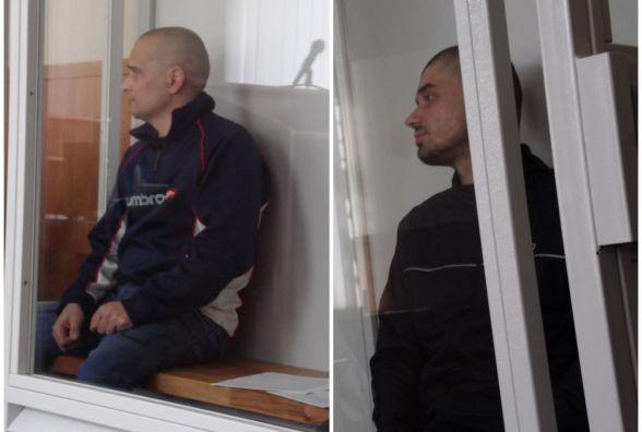 Арештовані за вбивство 28-річного Сергія Чмири просилися під домашній арешт