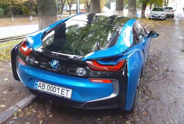 Понад 1,5 мільйона податків за три місяці заплатили вінницькі власники елітних авто