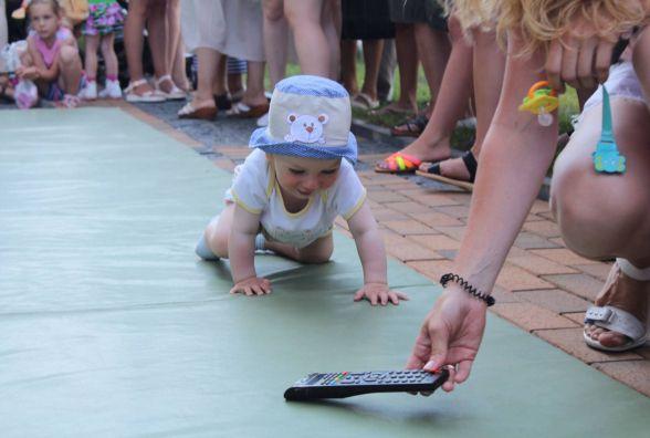 Забіг у повзунках: запрошують вінницьких немовлят. Як зареєструватися?