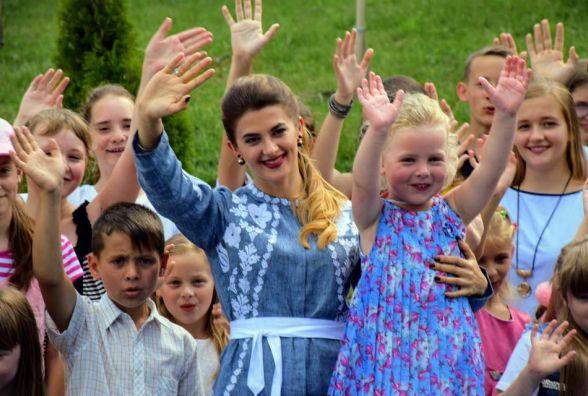 1000 діток стануть героями спеціальної програми на OPERAFEST TULCHYN. Взяти участь у вікторині Лариси Білозір запрошують усіх!