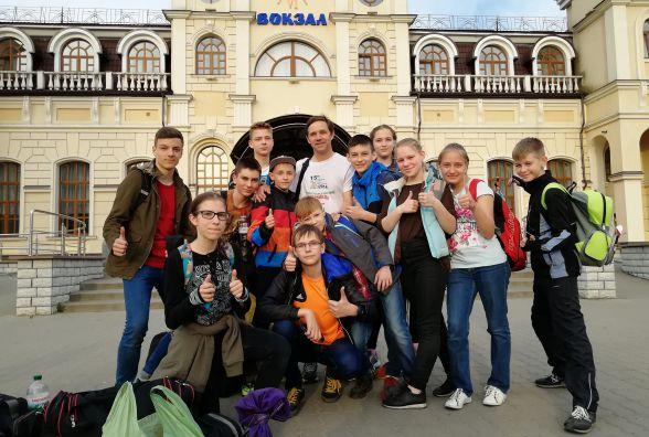 Збірна Вінниччини стала «бронзовою» на юнацькому чемпіонаті зі спортивної радіопеленгації