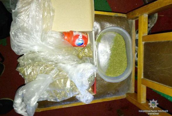 На Вінниччині виявили наркопритон. Організував його екс-зек