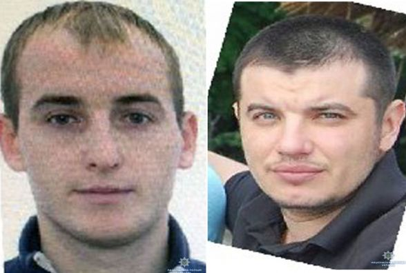 Поліція просить допомогти розшукати двох чоловіків, які могли вчинити замах на вбивство