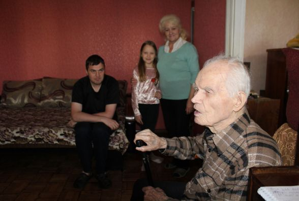 Пройшов війну і дожив до 104 років: історія вінницького фронтовика Василя Орлова