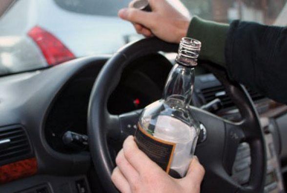 Закарпатські водії продовжують сідати за кермо напідпитку