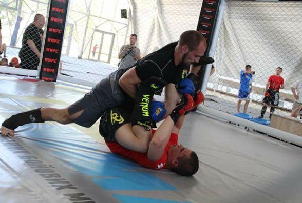 Вінничани дебютували на Всеукраїнському чемпіонаті зі змішаних бойових мистецтв, але одразу стали призерами