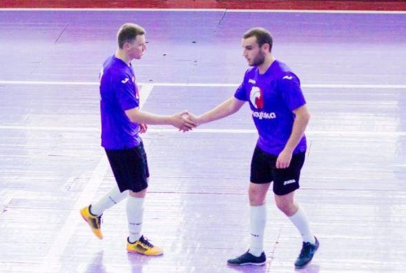 Команду 20minut.ua United, лидирующую в IT лиге по футзалу, попробует остановить Ciklum United