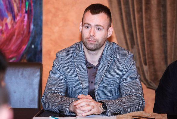 Вінничанин Донатас Піскун увійшов до складу комісії Міжнародної боксерської Асоціації