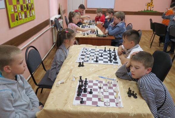 У Вінниці провели шаховий турнір «Майбутні олімпійці»