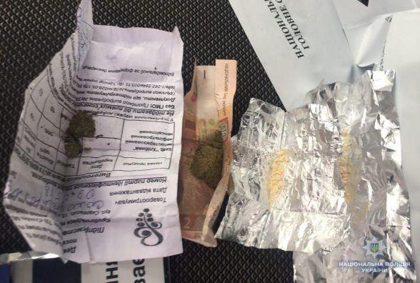 Погоня за водієм «Fiat Doblo» на Поділлі: в авто знайшли наркотики