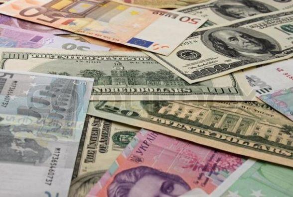 Курс валют у Вінниці на сьогодні, 23 травня 2018 року