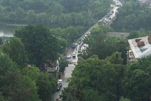 Вінниця 24 травня: незначні ДТП, двічі гасили займання біля лісу та проблеми з вигрібними ямами