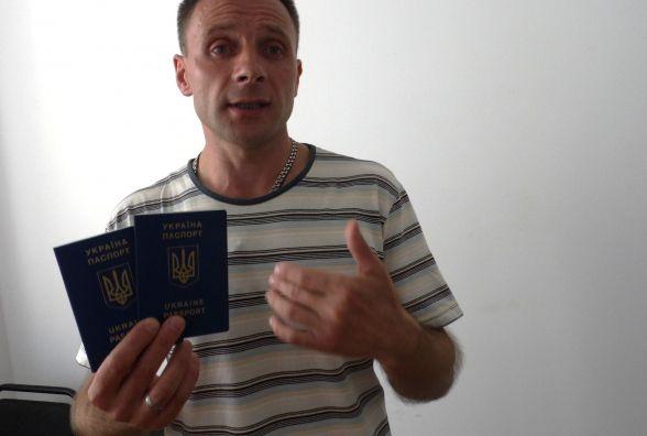 Труди заради робочої візи. До вінничанина викликали копів в польське консульство