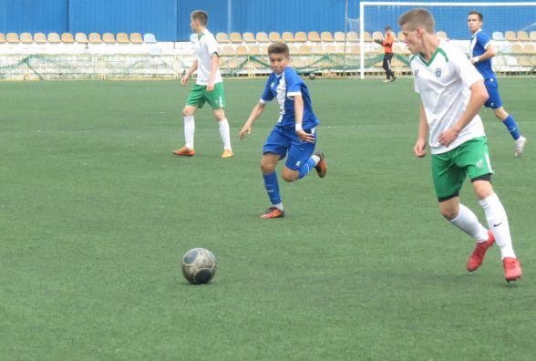 «Прем'єр-Нива» випередила ОДЮСШ Блохіна-Бєланова на груповому етапі ДЮФЛ України