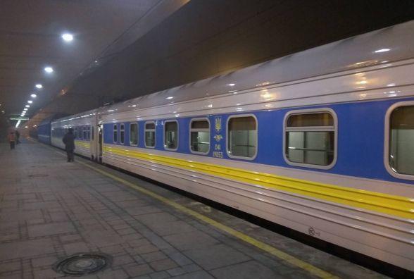 У потягу хтось загубив флешку з документами під грифом «таємно» та «цілком таємно»