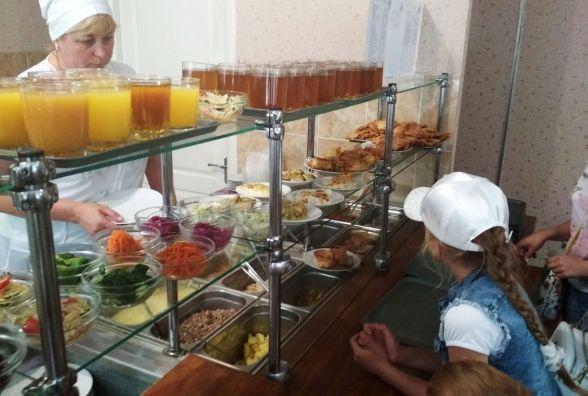Рейд по вінницьких їдальнях: як і чим годують на «Юності»
