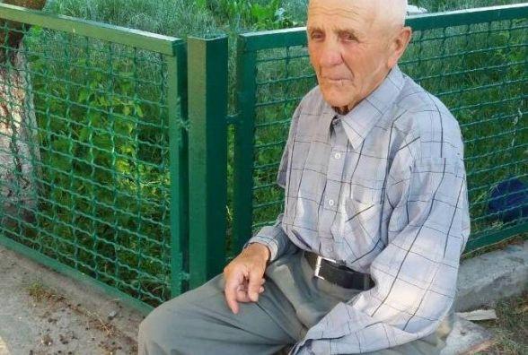 Три дні блукав. Живим і здоровим знайшли дідуся, який пішов у гості через ліс