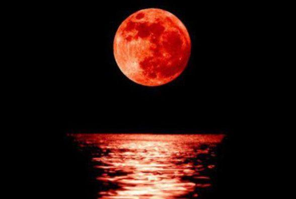 Кривавий Місяць: українці побачать найдовше у ХХІ столітті місячне затемнення