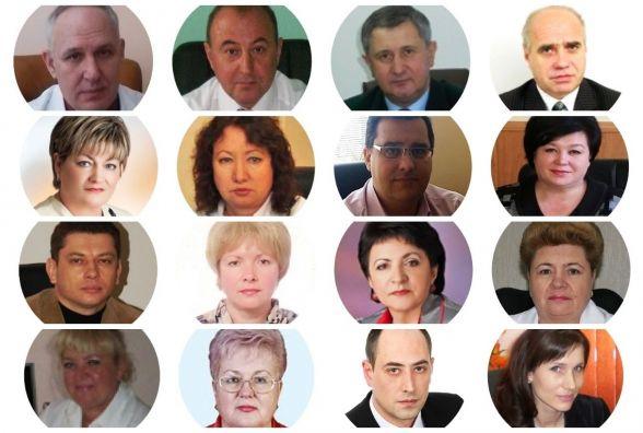 Серед головних лікарів вінницьких медзакладів є мільйонер (ІНФОГРАФІКА)
