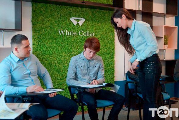 White Сollar - інноваційна школа англійської мови, у якій не задають домашніх завдань (Новини компаній)