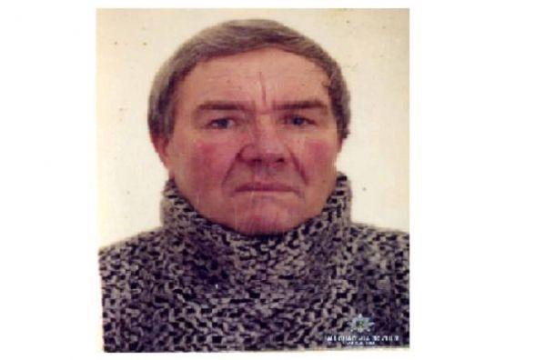 Поліція просить допомоги у пошуку 77-річного злочинця Миколи