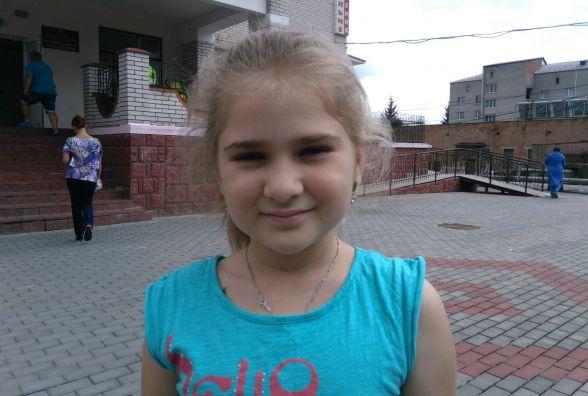 Допоможіть 10-річній  дівчинці побороти хворобу