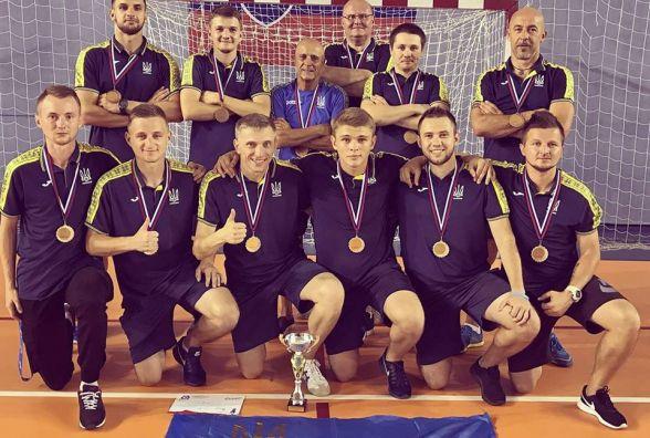 Вінницькі футзалісти здобули бронзу «ДіаЄвро» у Словаччині