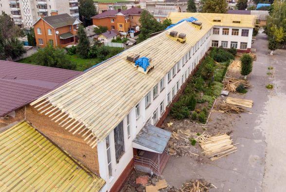 Термомодернізація вінницьких шкіл: взимку буде тепліше 400 старшокласникам