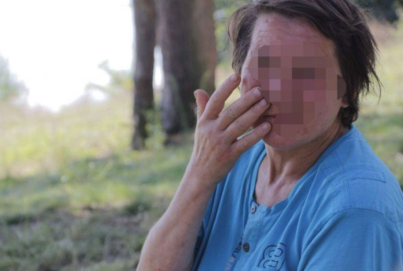 «Я потрапила у рай»: історія Валі, яка зимувала у лікарні, щоб не замерзнути